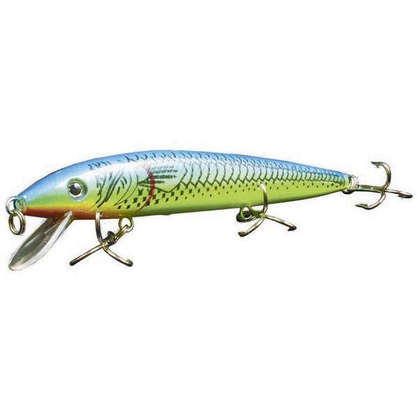 Воблер STOL, 120 мм, 11,5 г, цвет 163, для ловли щуки, судака, окуня