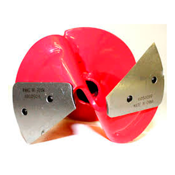 Ножи к ледобуру сферические 130 мм. 2 шт.
