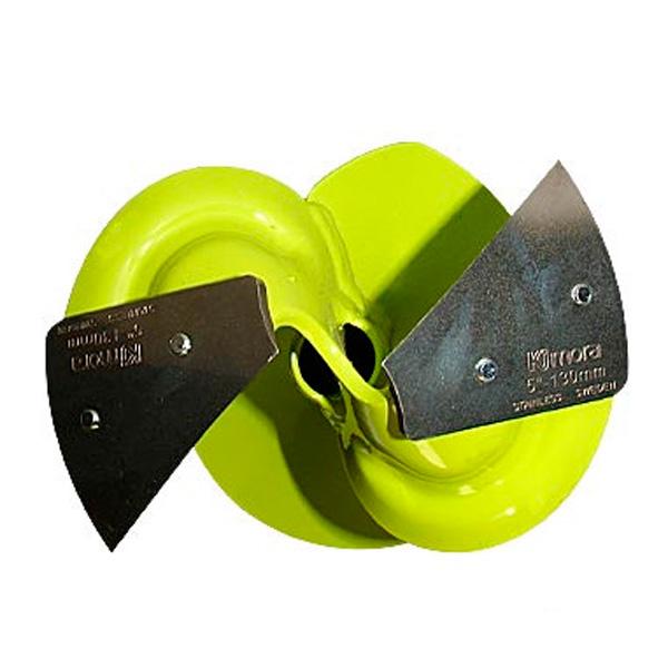 Ножи к ледобуру сферические 150 мм 2 шт.
