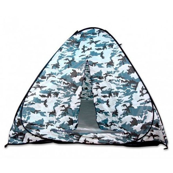 Палатка зимняя самораскрывающаяся 2×2×1,3 м.