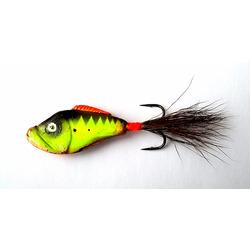 Блесна бокоплав «Рыбка» Самоделкина