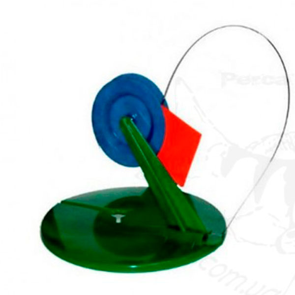 Жерлица на щуку №2 пластик неоснащенная
