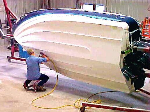Ремонт катеров яхт лодок в Киеве и Украинке
