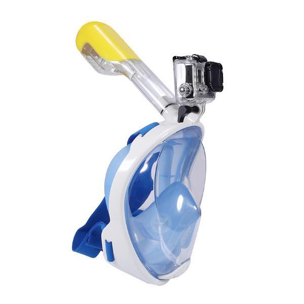 маска для снорклинга с видеокамерой