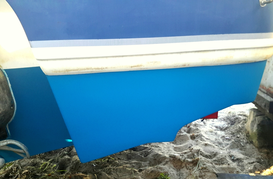 Необрастайка катера яхты антифоулинг Киев Украинка фото 1.3