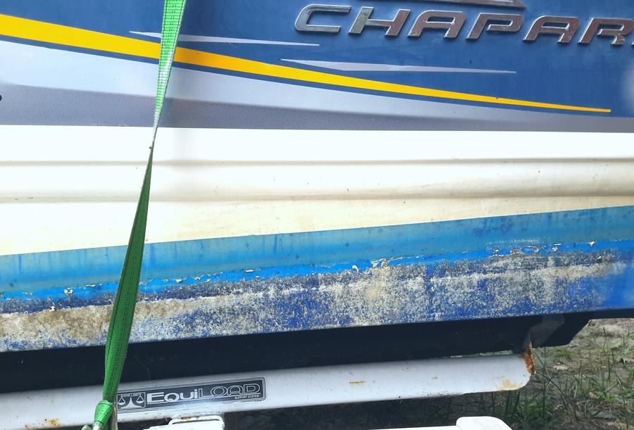Необрастайка катера яхты антифоулинг Киев Украинка фото 2.1