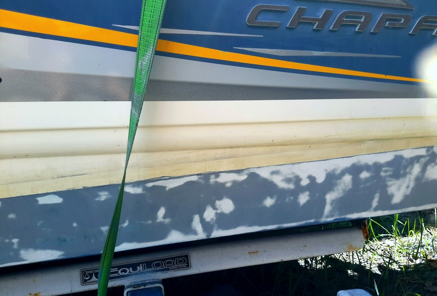 Необрастайка катера яхты антифоулинг Киев Украинка фото 2.2